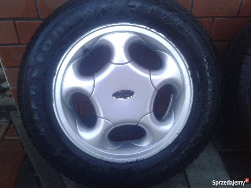 Felgi Aluminiowe Ford Fiesta Sprzedajemypl