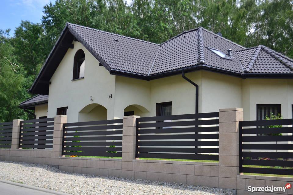 Nowoczesne Ogrodzenia Aluminiowe Opole Sprzedajemy Pl