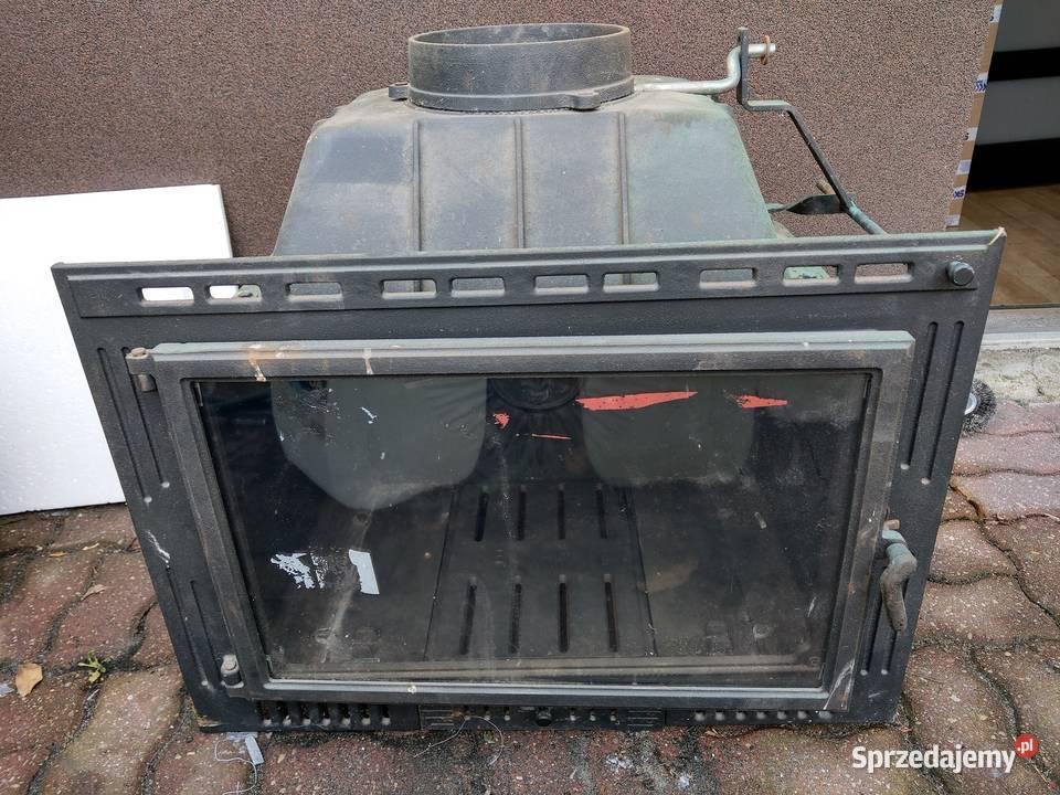 wkład kominkowy firmy Topaz o mocy 14 kW
