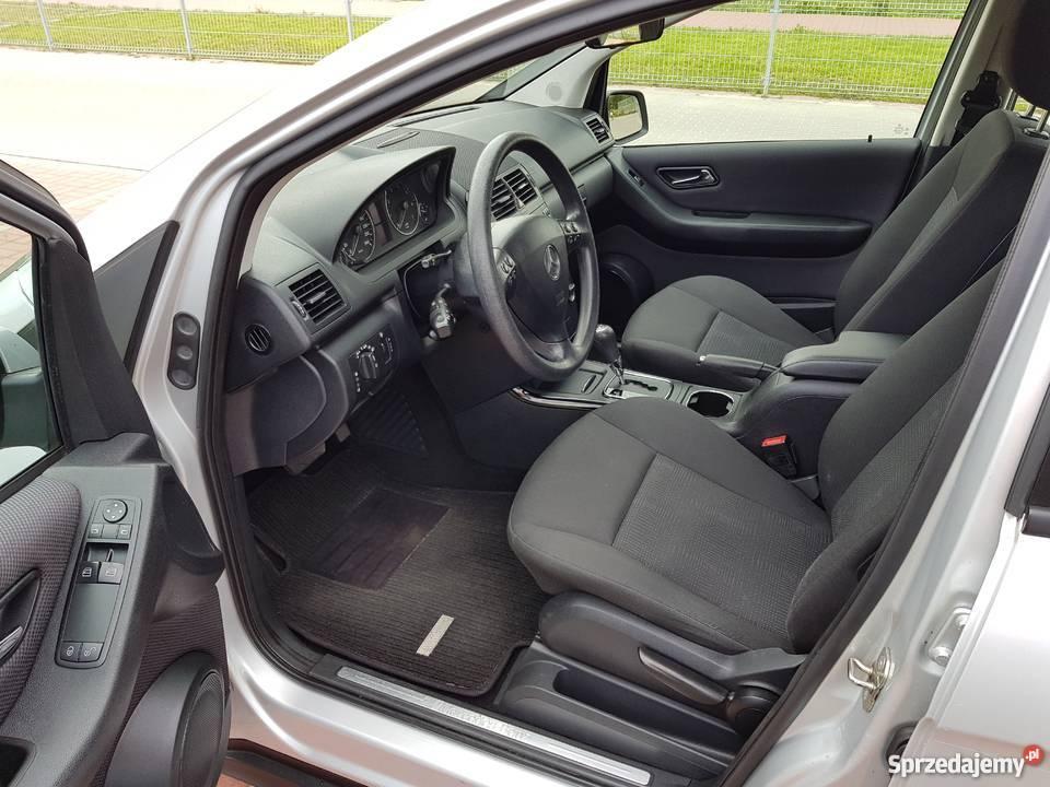 MercedesBenz Klasa A 15 95 AUTOMATIC 112 ogranicznik prędkości mazowieckie Otwock