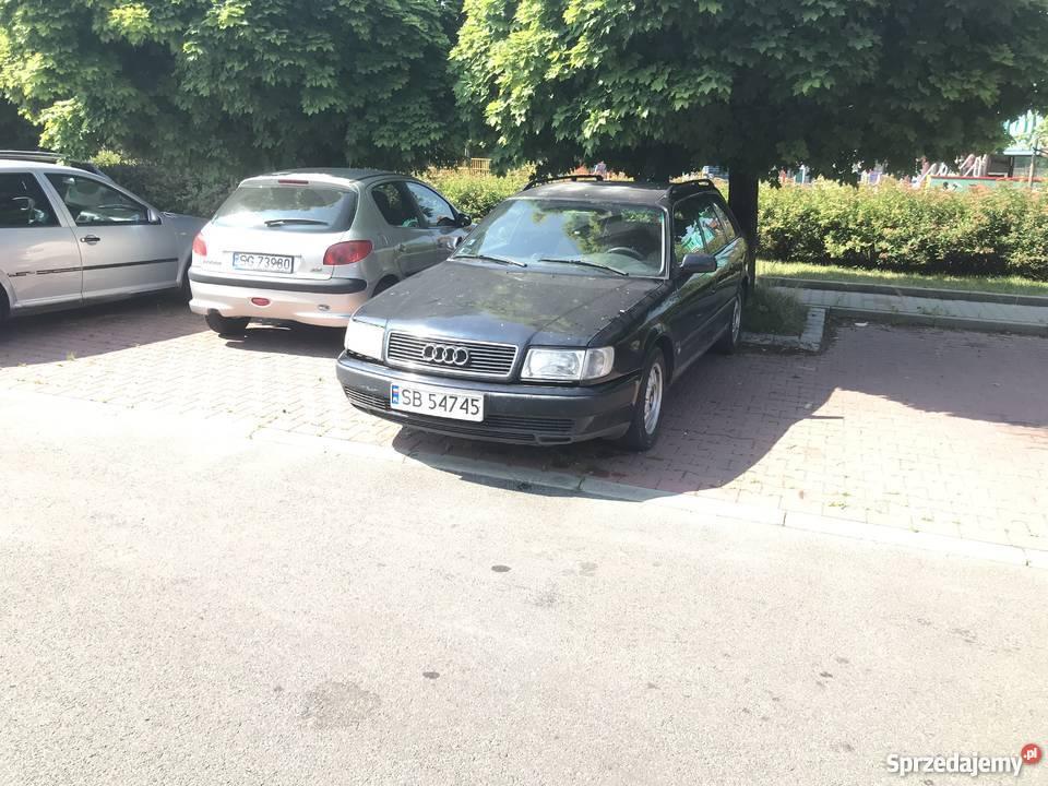 Audi 100 C4 25 TDI SPRAWNY elektryczne lusterka Gliwice sprzedam