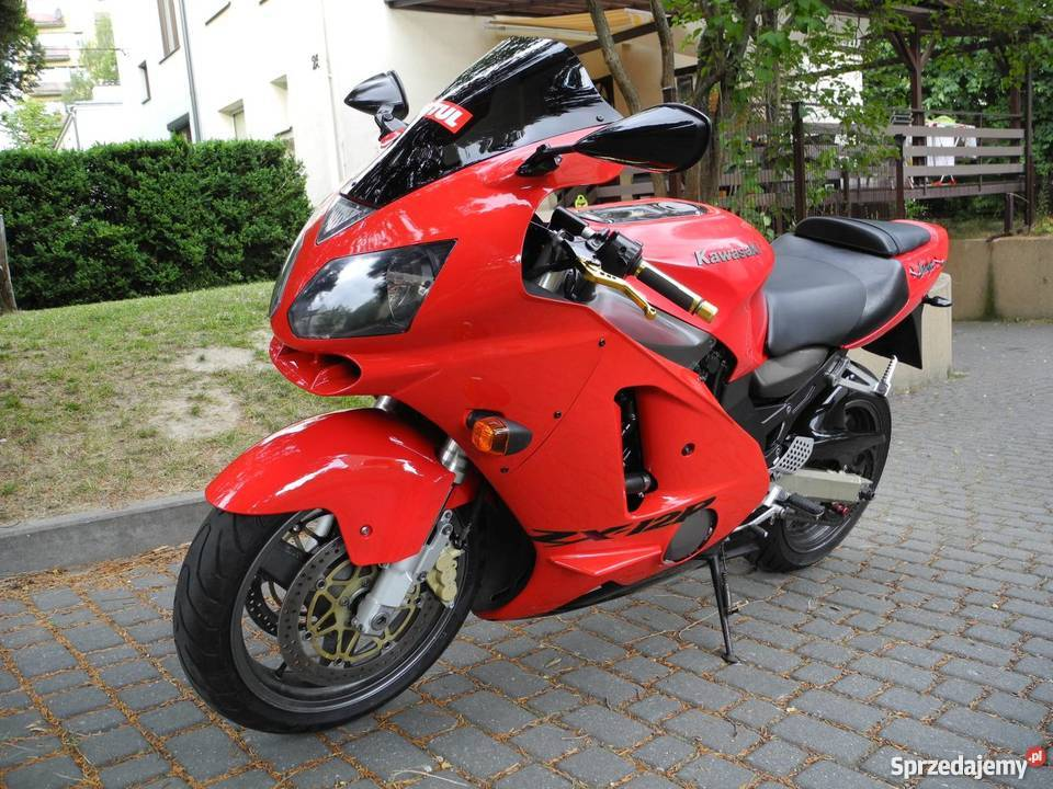 Kawasaki ZX12R 2002 Lift Hayabusa 1100 xx 1000 nieuszkodzony Lublin