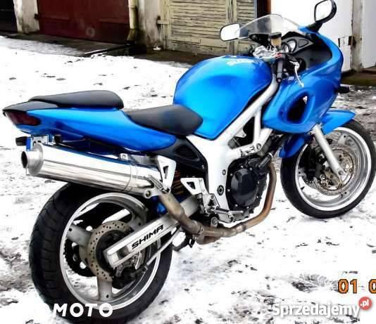 Suzuki Sv 650 N Samsonów-Dudków - Sprzedajemy.pl