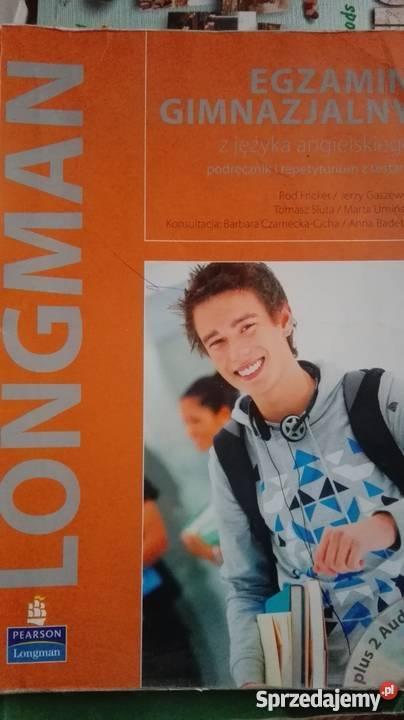 Egzamin gimnazjalny z j  angielskiego Longman