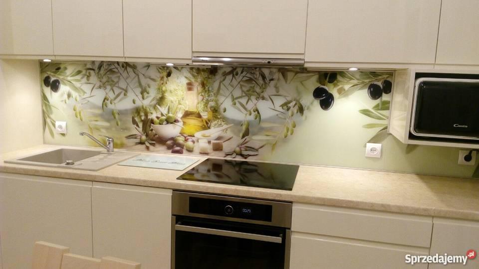 Panele Szklane Szklarz Dekoracje Kuchenne
