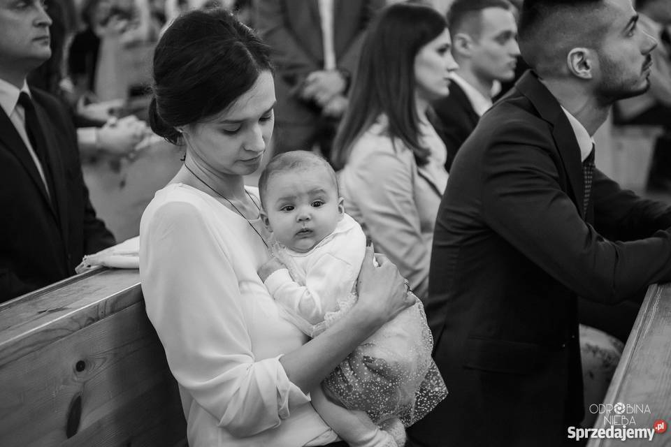 FOTOGRAF chrzest urodziny fotografia noworodkowa mazowieckie Warszawa
