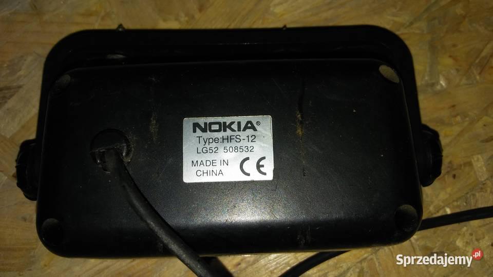 Zestaw głośnomówiący Nokia