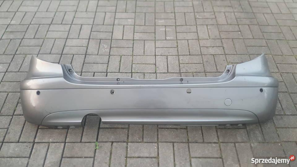 Mercedes Aklasa W169 Tylne zderzaki pdc dolnośląskie Lubin