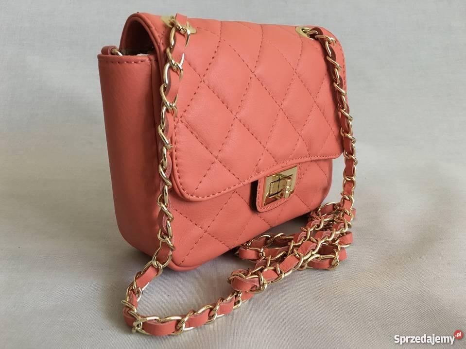 94b1b3b4a47b2 torebki pikowane na łańcuszku - Sprzedajemy.pl