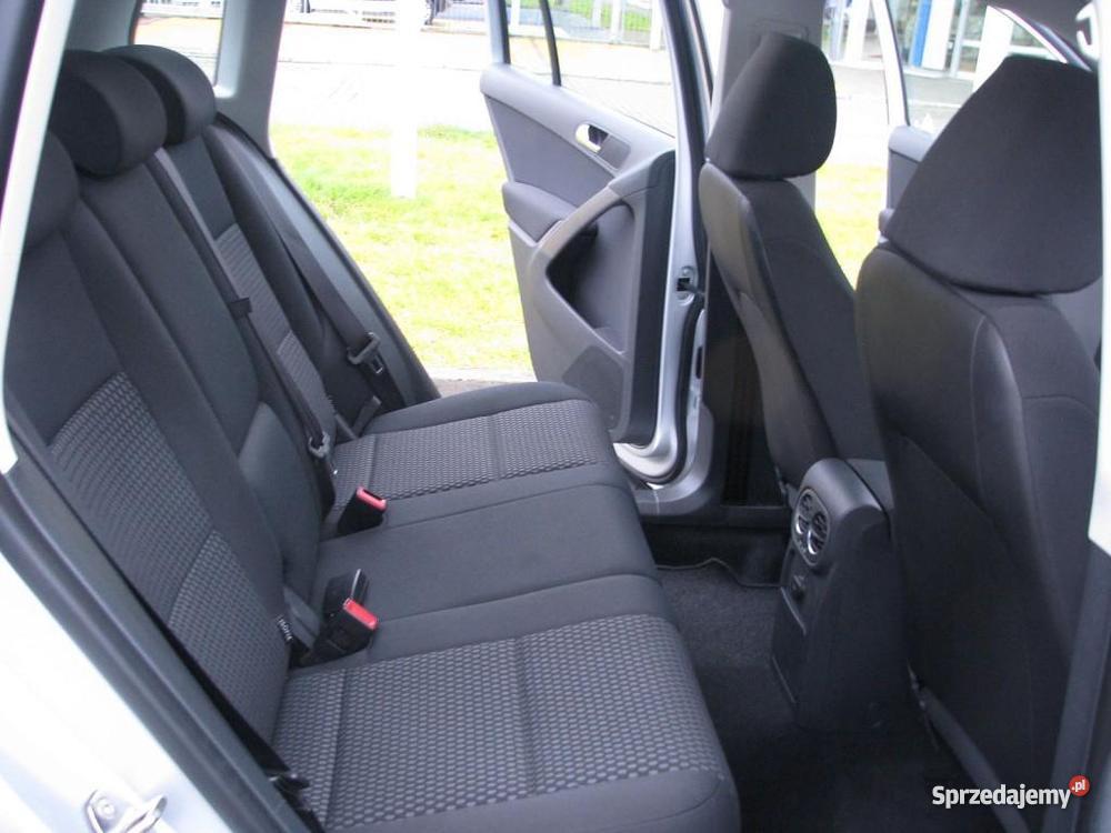 Do Volkswagen Tiguan 2009 Włocławek
