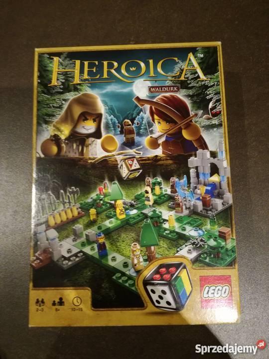 OKAZJA LEGO HEROICA LAS WALDURK 3858 8 lat+ Psary