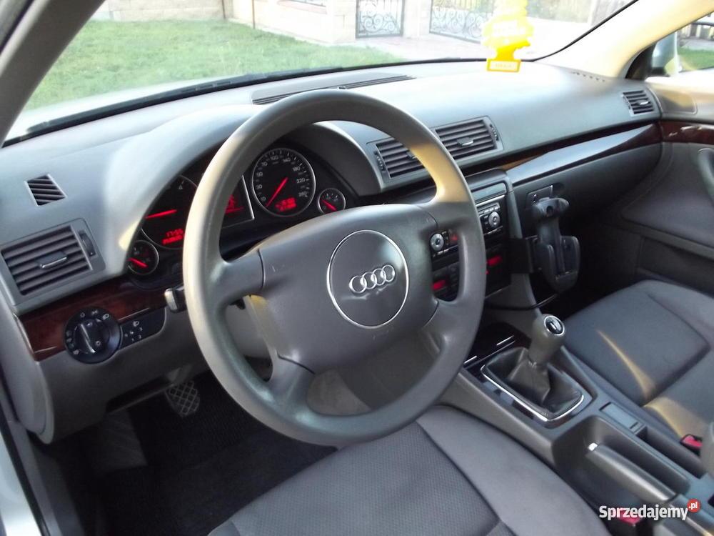 Audi A4 Sprowadzone z NIEMIEC OSOBA PRYWATNA Audi świętokrzyskie Kielce