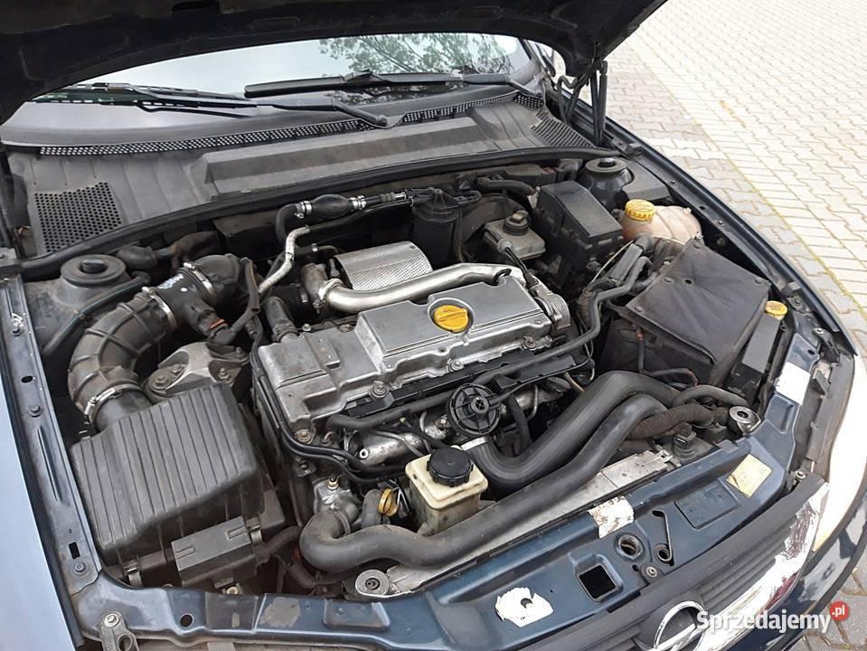 Opel Vectra B po lifcie 2.0 DTL *KLIMA* Opłaty do 2021 r ...