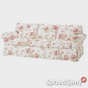 Ektorp Sofa 3 Osobowa Kwiaty Ikea Katowice Sprzedajemypl