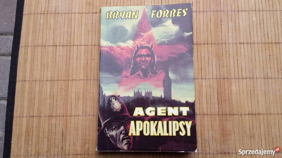 Książka Bryan Forbes Agent apokalipsy Warszawa