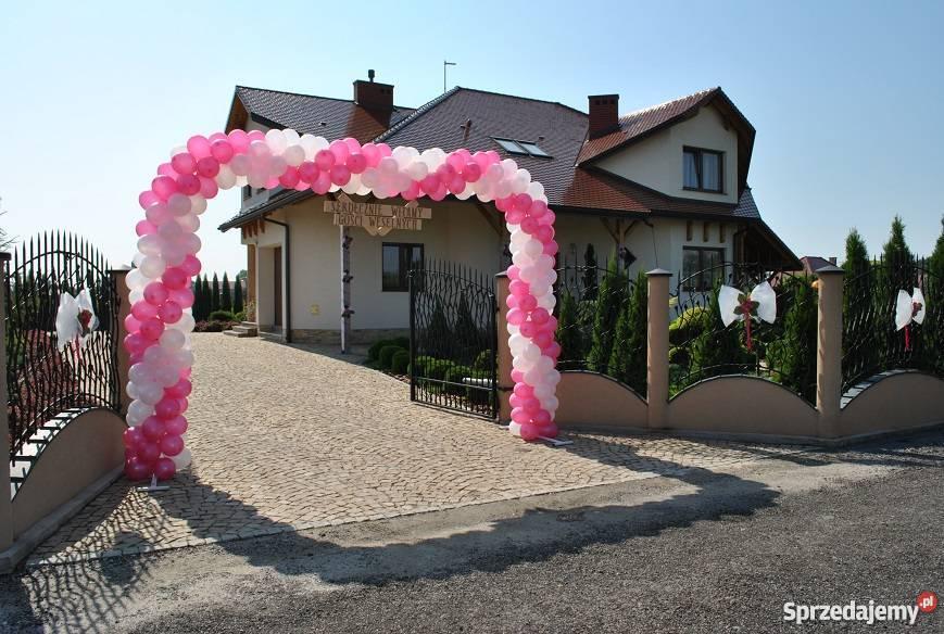 96c4d0841b7ad7 Dekoracja bramy weselnej Mielec - Sprzedajemy.pl