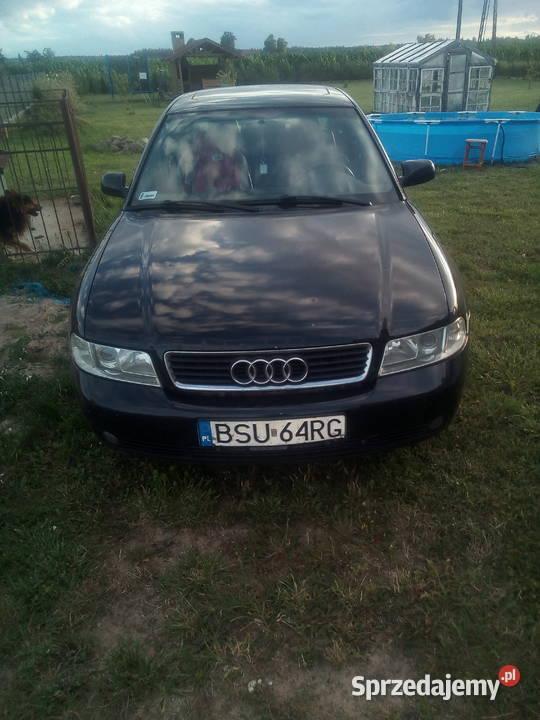 Audi A4 b5 2000r. 1.9TDI 116km