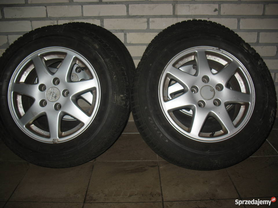 4 Felgi Aluminiowe 15 5x112 Opony Zimowe Lublin Sprzedajemypl