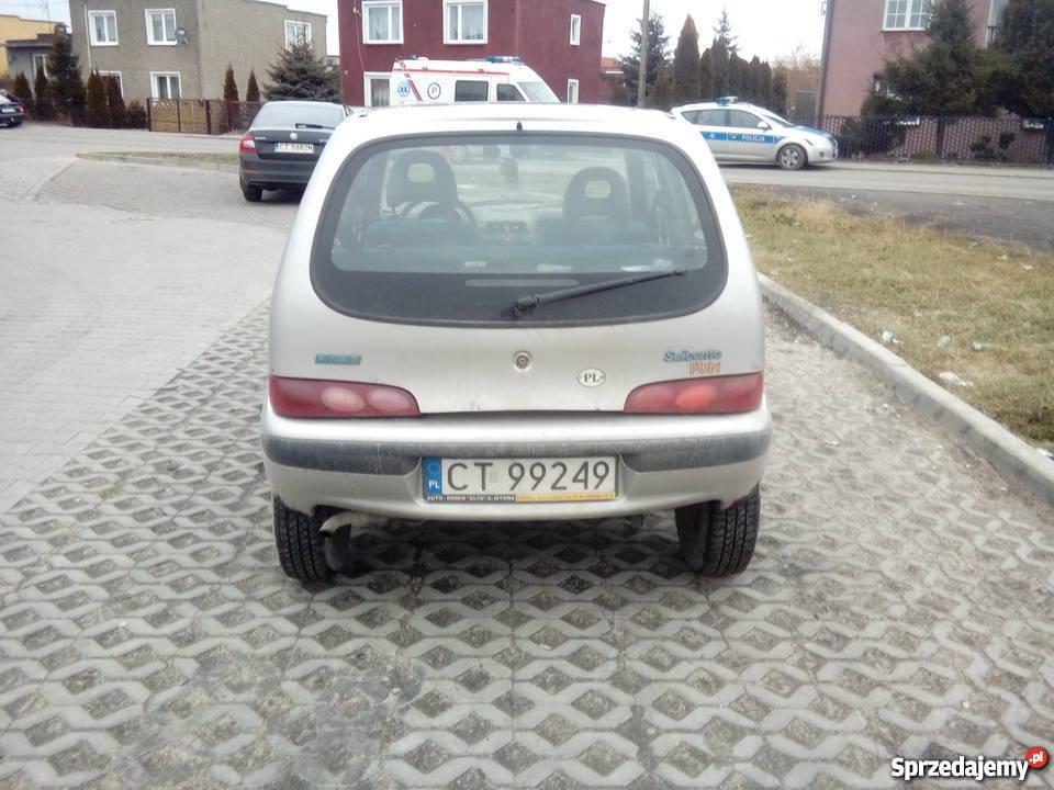 Fiat Seicento Włocławek