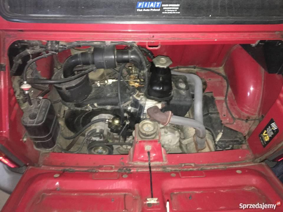 Fiat 126p 30 przebieg 126 Lubień sprzedam
