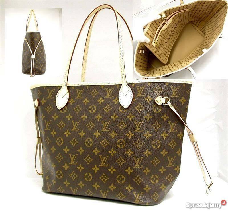 2803debb44f08 LV Louis Vuitton shopping bag TOREBKA TORBA Wrocław - Sprzedajemy.pl