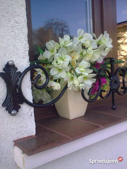 Kwietnik Kwiaty Doniczki Skrzynki Gril Wysyłka Gratis