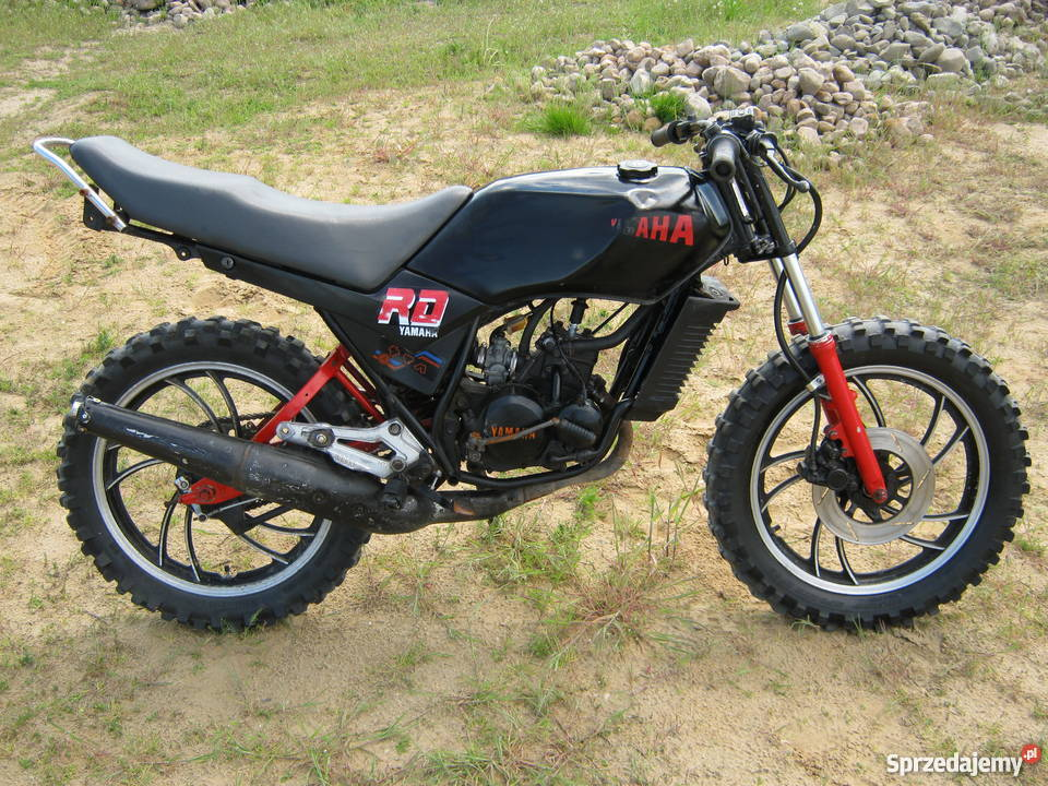 yamaha rd dt 80 lc ii 2 enduro off road cross gosty. Black Bedroom Furniture Sets. Home Design Ideas