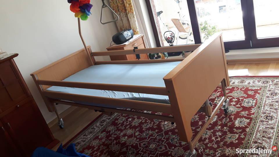 łóżka Rehabilitacyjne Elektryczne Burmeier Arminia I Dali