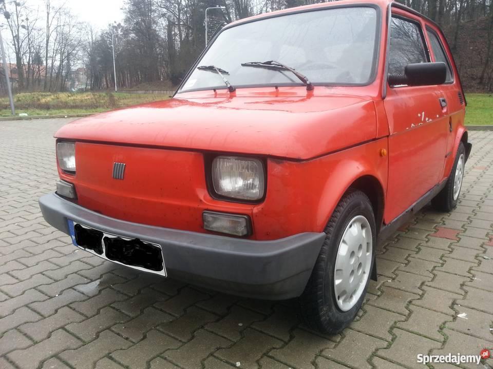 Nowość Fiat 126p plus części Wrocław - Sprzedajemy.pl GF82