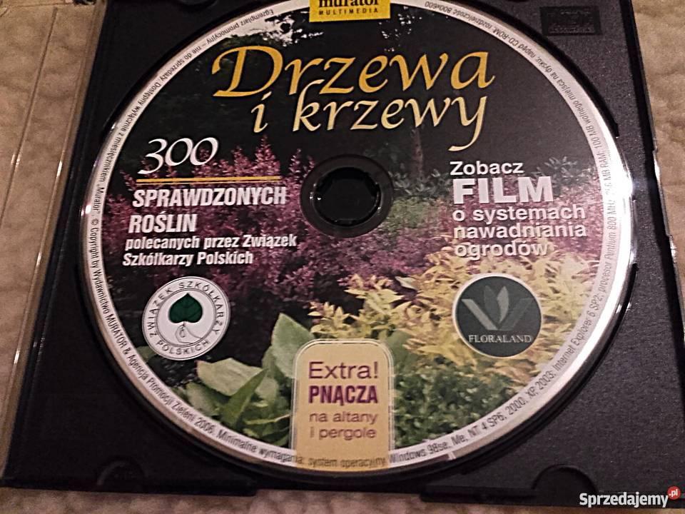 Kwiaciarstwo sadownictwo Drzewa i krzewy DVD Rośliny Łódź