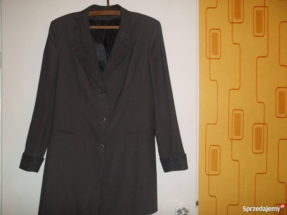 0a254e51ef ARIEN garsonka kostium żakiet i spódniczka z szary srebrny wielkopolskie