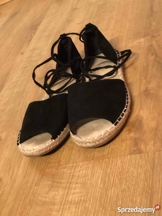 73d67019fed87 sandały espadryle - Sprzedajemy.pl