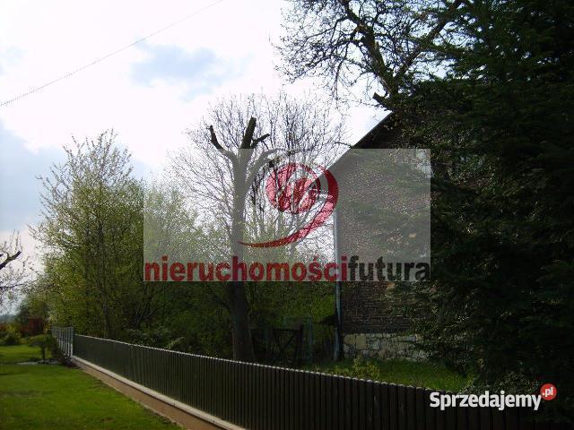 sprzedaży domu wolnostojącego Chełm Śląski 120m do remontu śląskie Chełm Śląski
