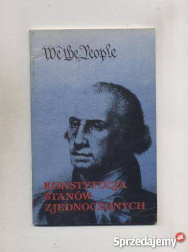 Konstytucja Stanów Zjednoczonych zachodniopomorskie Szczecin