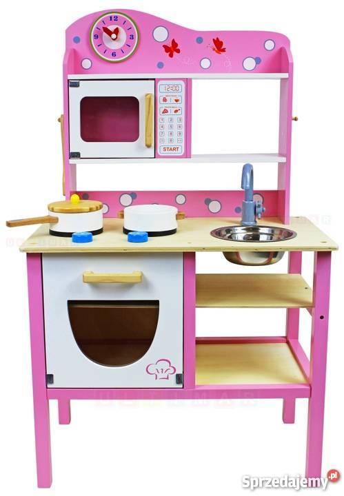 Kuchnia Drewniana Dla Dzieci Sprzedajemy Pl