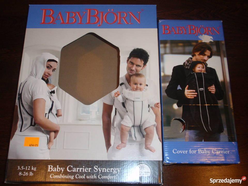82aa21dc2dc nosidełko BabyBjorn Carrier Synergy 3512 Oleśnica sprzedam