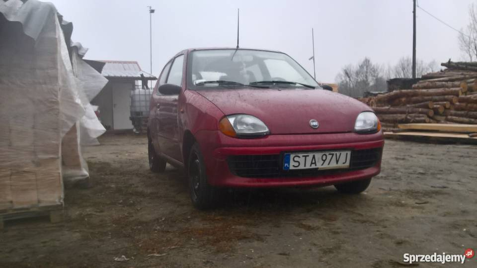 fiat sc 11 mpi 20022003 55KM Stara Huta sprzedam