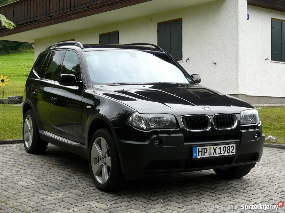 nak adka na zderzak listwa ochronna bmw x3 e83 e83 lci. Black Bedroom Furniture Sets. Home Design Ideas