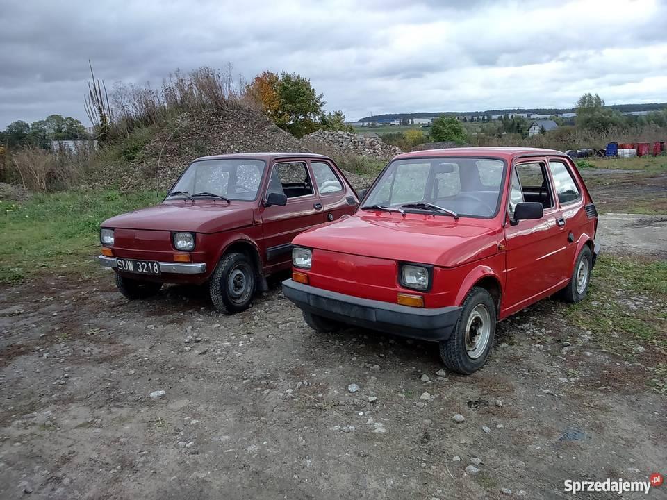 Fiat 126 1990 Maluch klasyk okazja nieuszkodzony Tczew