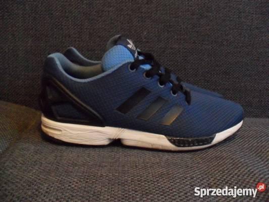 adidas zx flux niebieskie damskie