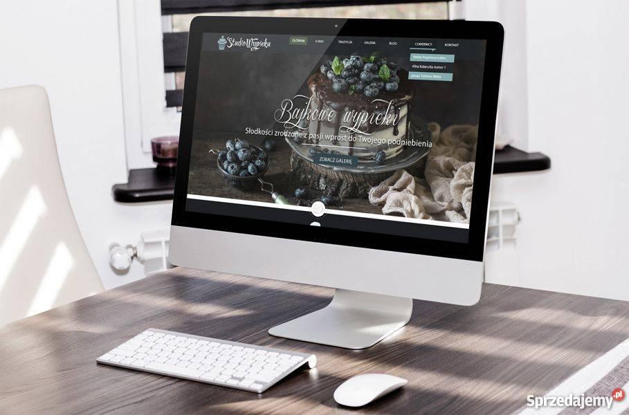 Strona internetowa www szablon Joomla Wordpress Lublin