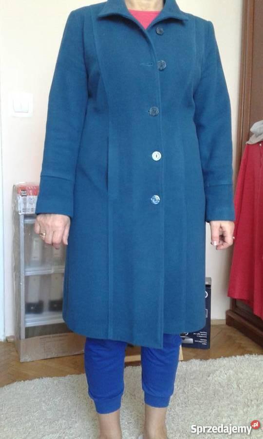 b6557b8585 bardzo długi płaszcz - Sprzedajemy.pl