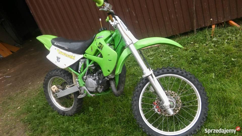 Kawasaki Kx 85 Zadbany Kwidzyn - Sprzedajemy.pl