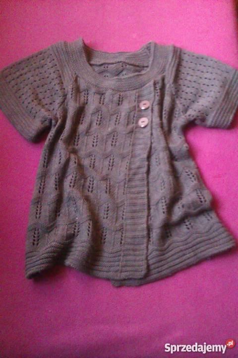 90a965c068 Narzutka  sweterek Barcin - Sprzedajemy.pl