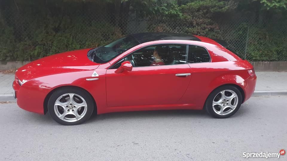 Alfa Romeo Brera SKY VIEW Salon Polska elektrochrom. lusterka boczne Warszawa sprzedam