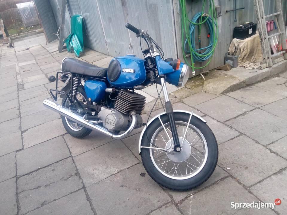 Sprzedam mz ts 250/1 Jawiszowice - Sprzedajemy.pl