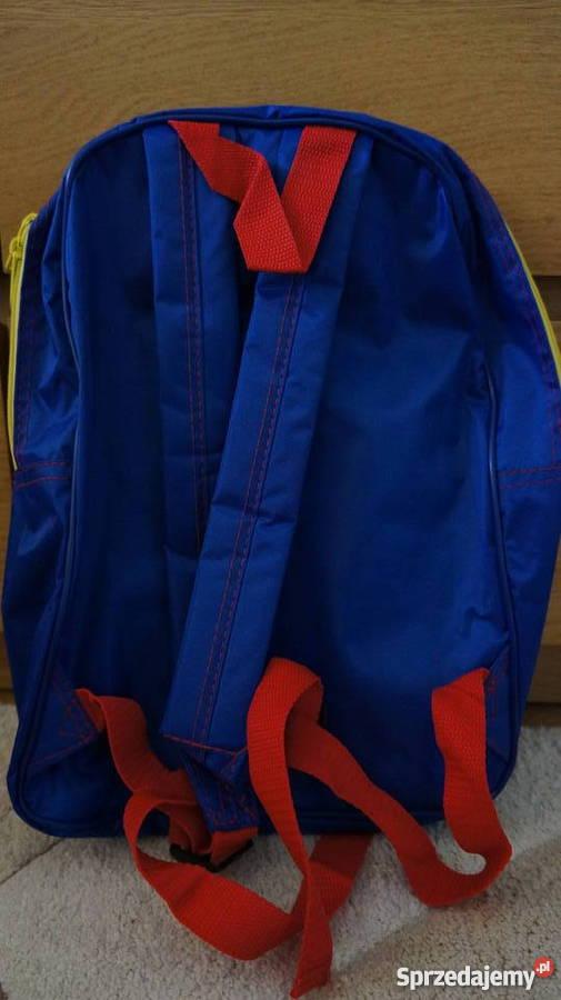 HARIBO plecak z kultowym misiem pomorskie
