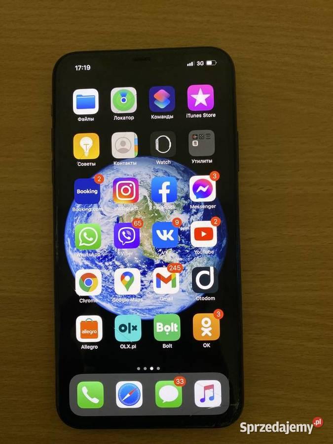 Iphone 11 Pro Max Sprzedajemy Pl