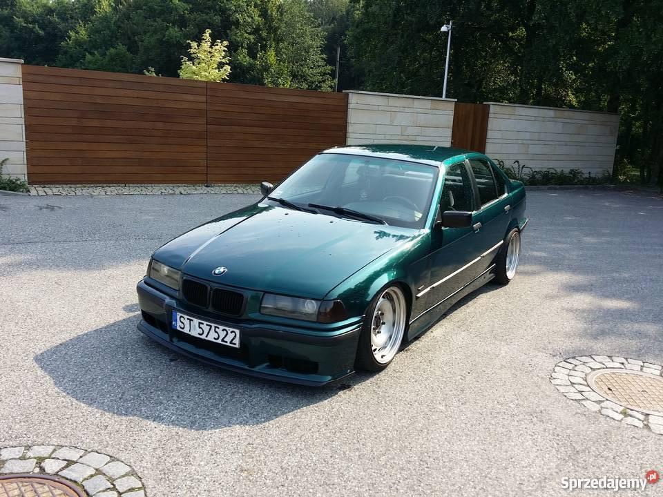 Modish BMW E36 gwint szeroka stal Tychy - Sprzedajemy.pl UY79