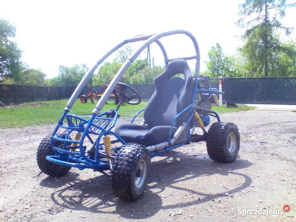 Buggy 250 Quad Mocny Sprowadzony QUAD 125 200 250 LONCIN